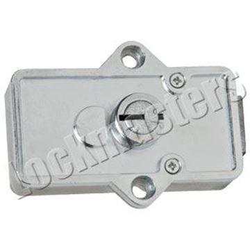 Picture of Bullseye/LeFebure Cabinet Lock with Standard Bolt (No Keys)