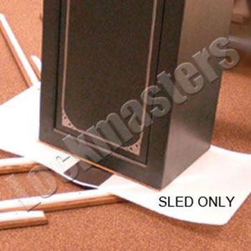 Picture of SlikSticks Safe Moving System Accessory - Slik Sled Used with Rough Bottom Safes
