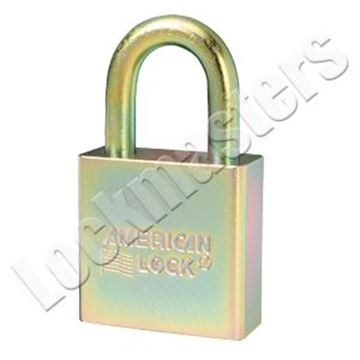 Picture of American Lock A5200 Government Padlock - Keyed Different