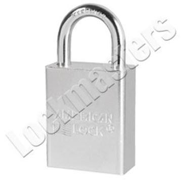 Picture of American Lock A5100 Series Solid Steel Rekeyable Pin Tumbler Padlock - Keyed Differently