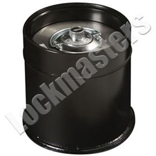 """Picture of AMSEC """"C"""" Rated 8-1/4"""" x 5.75"""" Floor Safe with Group II Changeable Combination Lock"""