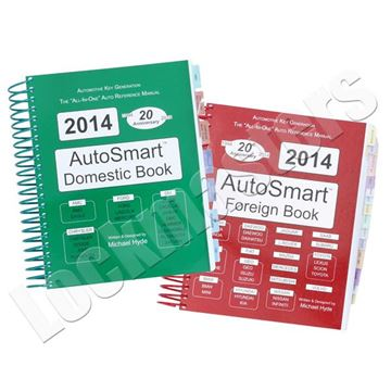Picture of 2014 AutoSmart Reference Books