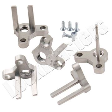 Picture of S&G 2740 Lock Series Part - Spline Key with Screw
