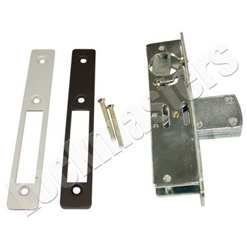 "Picture of Ilco 185 Series 31/32"" Deadbolt - Duronotic"