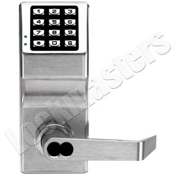 Picture of Alarm Lock Trilogy T2 DL27 Series Push Button Lock with Interchangeable Core