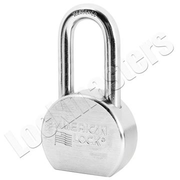 Picture of American Padlock  Keyed Different