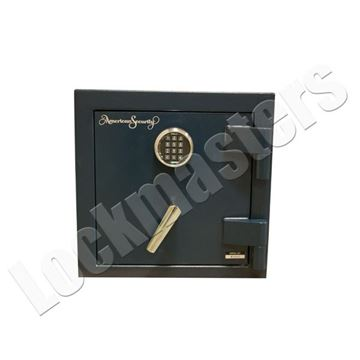 "Picture of AMSEC AM Series 20"" x 20"" Home Security Safe with AMSEC ESL5 Lock"