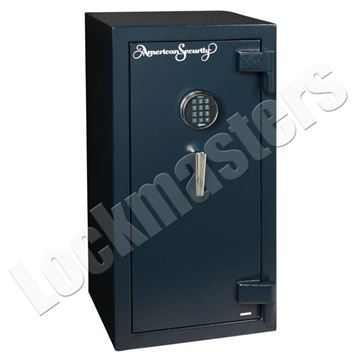 "Picture of AMSEC AM Series 40"" x 20"" Home Security Safe with AMSEC ESL5 Lock"