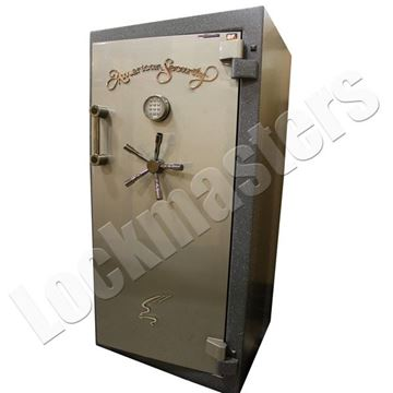"Picture of AMSEC BF Series 59-1/4"" H x 30"" W x  26""  Gun Safe with Group 2 Mechanical Lock"