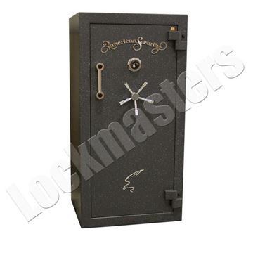 """Picture of AMSEC BF Series 59-1/4"""" x 30"""" Gun Safe with Group 2 Mechanical Lock"""