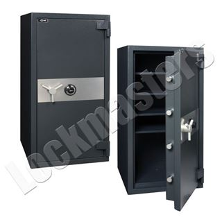 "Picture of AMSEC CSC Series Composite Safe 45"" x 20"" with AMSEC ESL10XL"