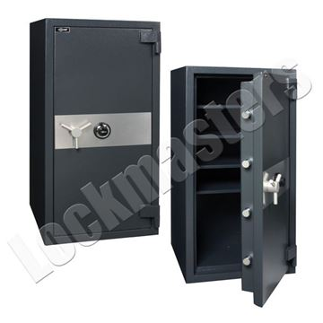 "Picture of AMSEC CSC Series Composite Safe 45"" x 20"" with AMSEC ESL10XL"