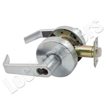 Picture of Arrow Grade 2 Cylindrical Lock Sierra Design Lever; SFIC