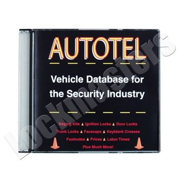 Picture of AutoTel Software for Windows