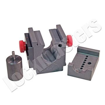 Picture of A1 Capping Press Cap Block Interchangeable Core Locks