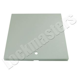 Picture of Cash Drawer Lid, Grey Plastic Lock Not Included