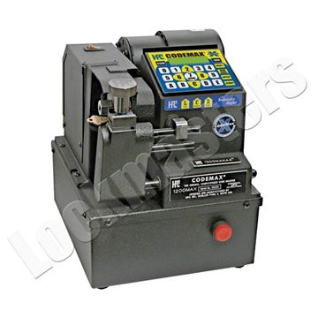 Picture of CodeMax Computerized Code Key Machine with Swivel Head