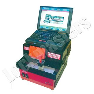 Picture of FRA-2001 Computer Driven Code Key Machine