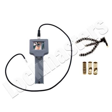 Picture of Complete EZ Video Borescope Kit - 5 Piece Set