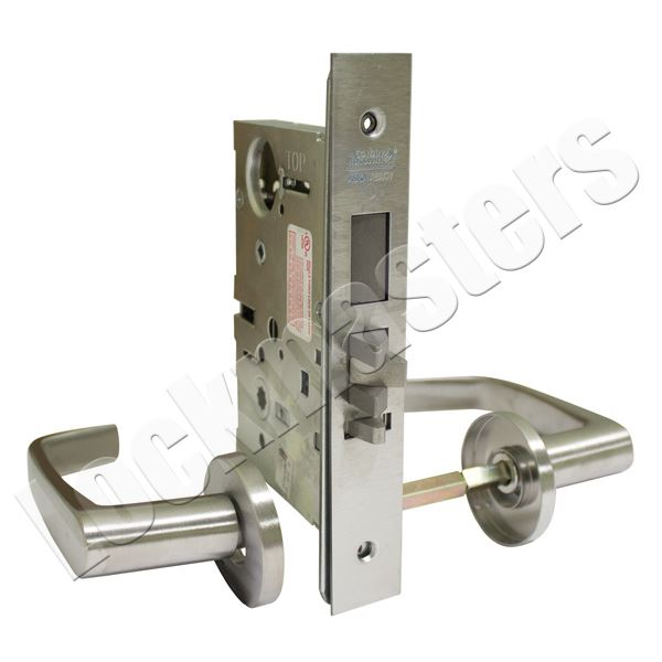 Superieur Picture Of Corbin Mortise Lock   Security Storeroom Or Closet Function