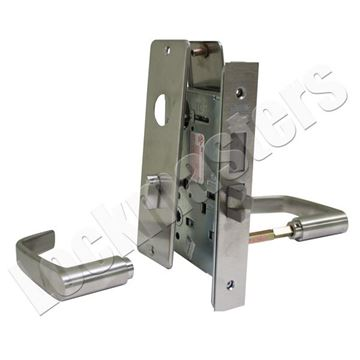 Picture of Corbin Mortise Privacy Lever 626