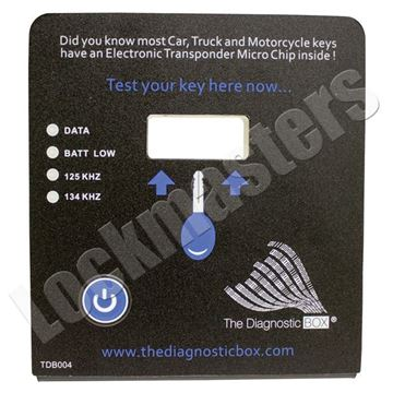 Picture of Counter Top Transponder Tester TDB004