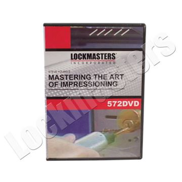 Picture of Steve Young's The Art of Impressioning Instructional DVD