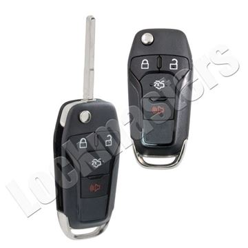 Picture of 2013-14 Ford Fusion Flip Key