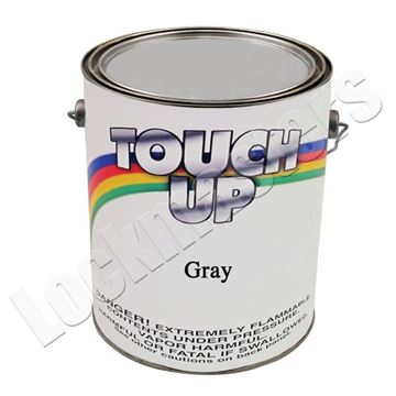 Picture of GSA Container Touch-Up Paint   - Gray Gallon