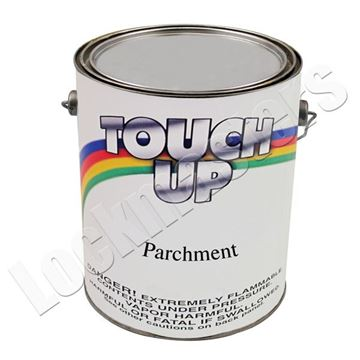 Picture of GSA Container Touch-Up Paint  - Parchment Gallon