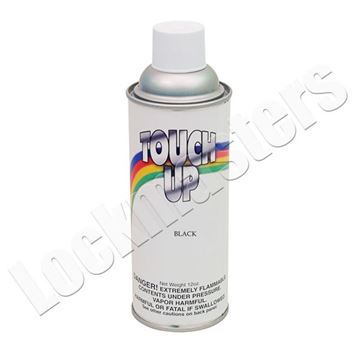Picture of GSA Container Touch-Up - Black 9 oz Spray Paint