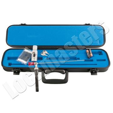 """Picture of 12"""" Hawkeye Straight View Adjustable Focus Borescope Kit"""