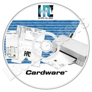 Picture of CardWare - Code Card Generatoring Software