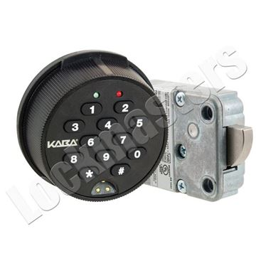 Picture of Kaba Mas Auditcon Model 252 Swingbolt Lock Package