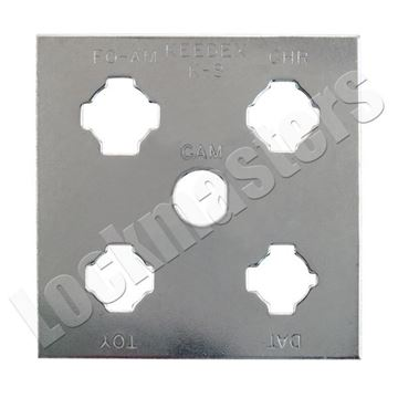 Picture of Automotive Impressioning Plate