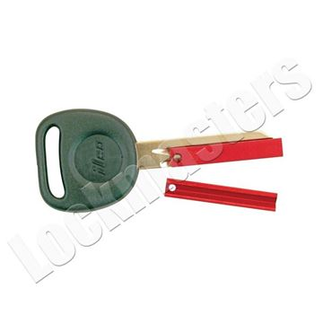 """Picture of GM """"Z"""" Key Blank Adapter for Key Machines"""
