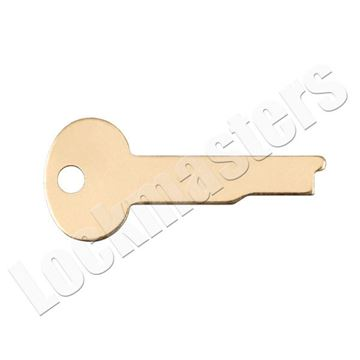 Picture of S&G 4443 Flat Renter Key Blanks - Price per Blank