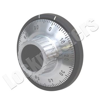 Picture of LaGard Small Diameter Front Reading Dial & Ring
