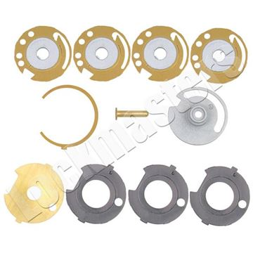 Picture of LaGard  Key Operated Lock Part - Series Wheel Pack