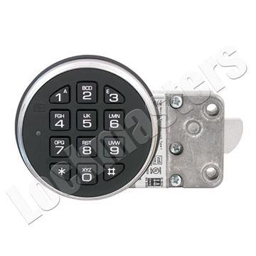 Picture of LaGard Basic III Swingbolt Lock Package