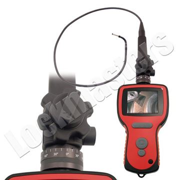 Picture of Lockmasters' V4 Articulating Video Borescope
