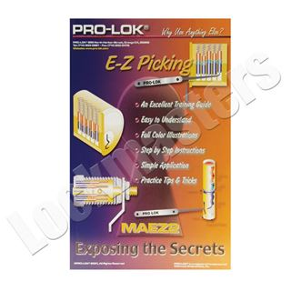 Picture of E-Z Picking Instructional Manual