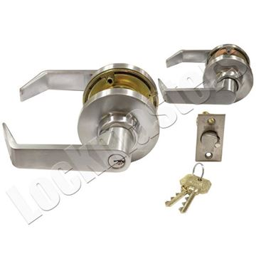 Picture of Mark 175 Series Grade 2 Cylindrical Lever Set - Storeroom