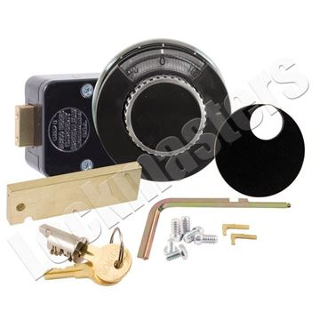 Picture of Mosler 402 4 Wheel Replacement Lock Package