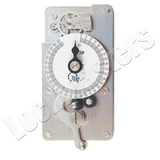 Picture of Mosler Replacement Square Bottom Time Movement