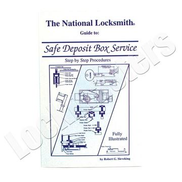 Picture of National Locksmith Guide to Safe Deposit Box Service