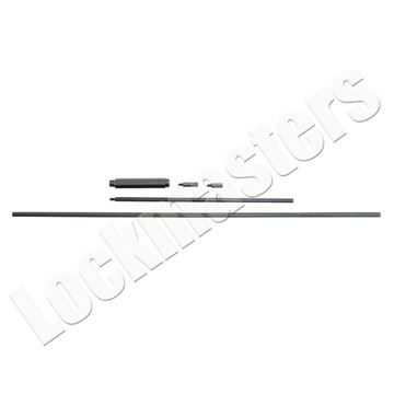 """Picture of 5/16"""" Complete Long Punch Set with Handle"""