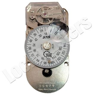 Picture of 104Y Multi-Manufacturer Replacement Round Bottom Time Lock Reset Movement