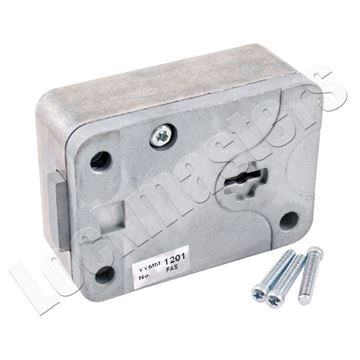 """Picture of S&G 6870 Key Operated Safe Lock """"FAS"""" High Security Key Lock with Push Button Key Setup"""