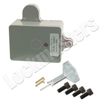 Picture of S&G 6535 Series Vault Lock with Center Extension Bolt